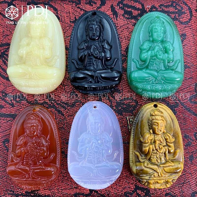 Mặt Phật Bản Mệnh Như Lai Đại Nhật - Tuổi Mùi, Thân PDJ
