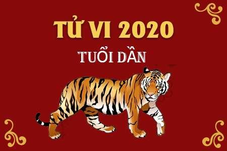 Tử vi tuổi Dần năm 2020