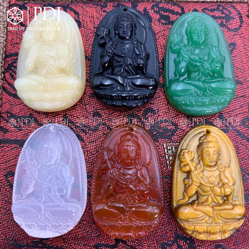 Mặt Phật Bản Mệnh Đại Thế Chí Bồ Tát - Tuổi Ngọ PDJ