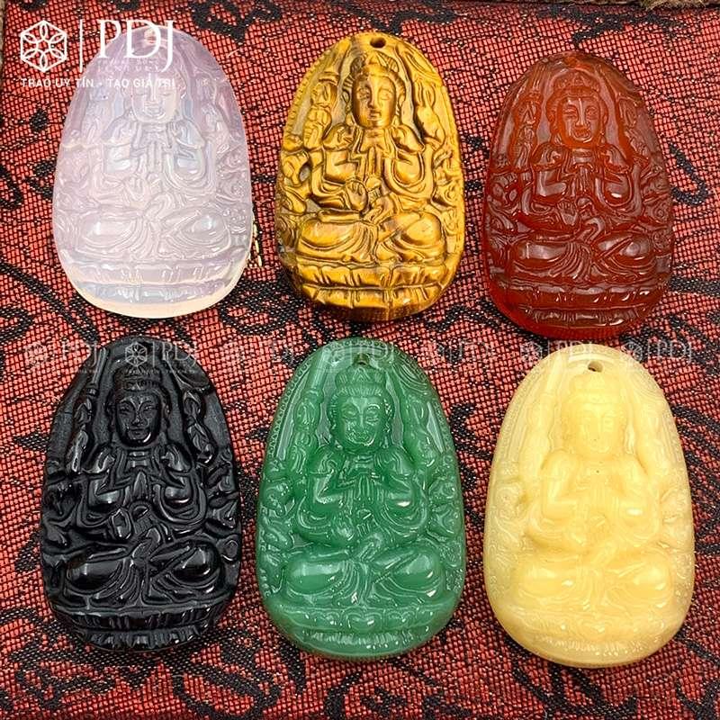Mặt Phật Bản Mệnh Thiên Thủ Thiên Nhãn - Tuổi Tý PDJ